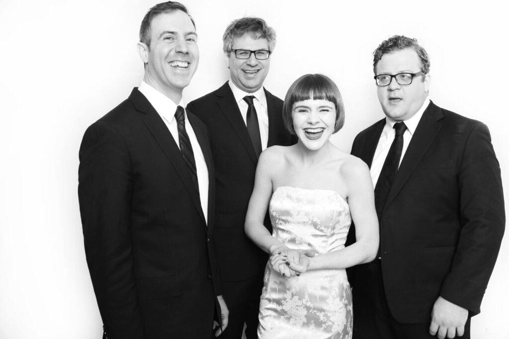 Sarah King and the Smoke Rings Vintage Jazz Wedding Music and Event Band NYC