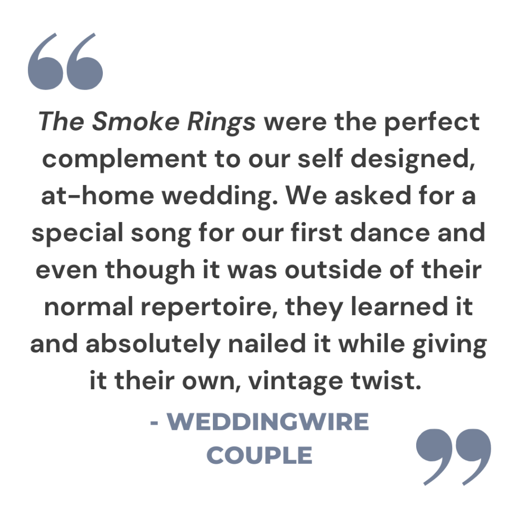 the-smoke-rings-reviews-perfect-at-home-wedding-micro-wedding-first-dance-requests-best-nyc-brooklyn-music